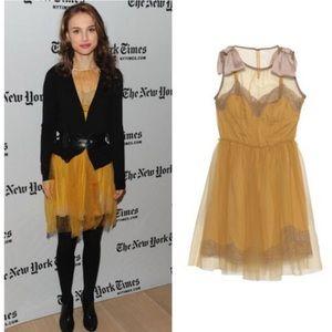 Rodarte for Target Tulle & Lace Slip Dress Sz Sm